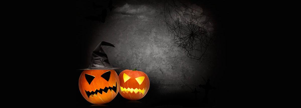 Halloween bileet