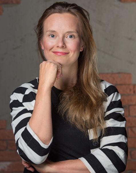 Camilla Grönholm