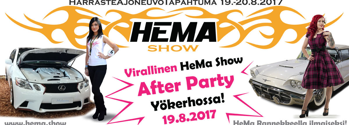HEMA Show After Party